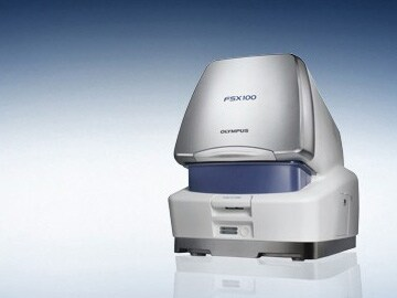 Life Science Box-Type Fluorescence Imaging Device FSX100