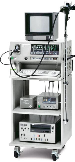 endoscopic video information system