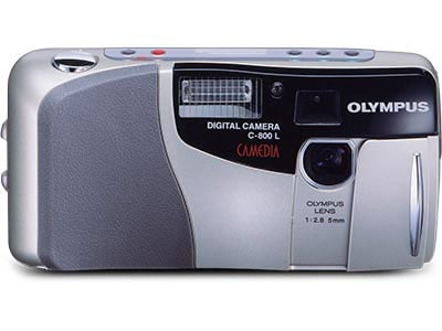 CAMEDIA C-800L / C-400L