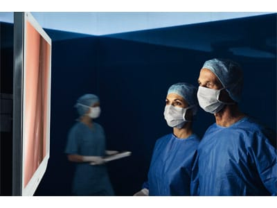 surgical endoscope system with 4K