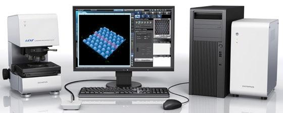 LEXT OLS4100 3D measuring laser microscope