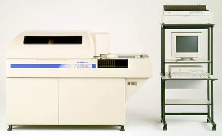 Chemistry Analyzer AU640