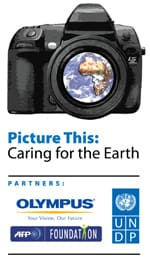 Picture This: Caring for the Earth