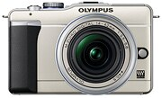 OLYMPUS PEN E-PL1(Champagne Gold)