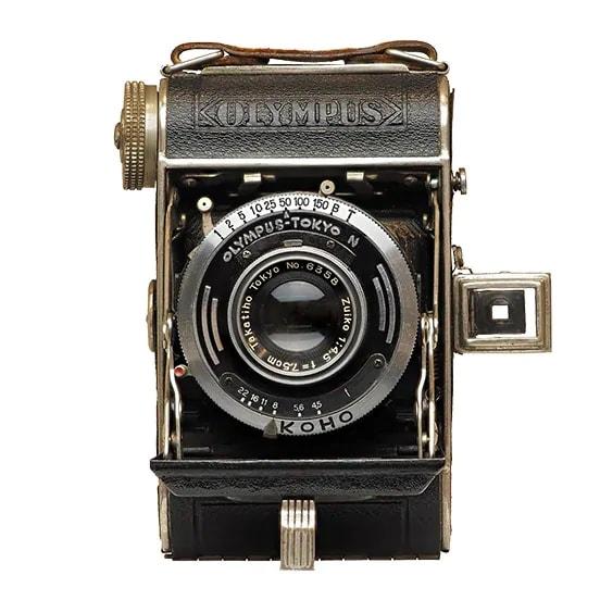 Semi-Olympus I | Medium format film camera | Cameras | History of ...
